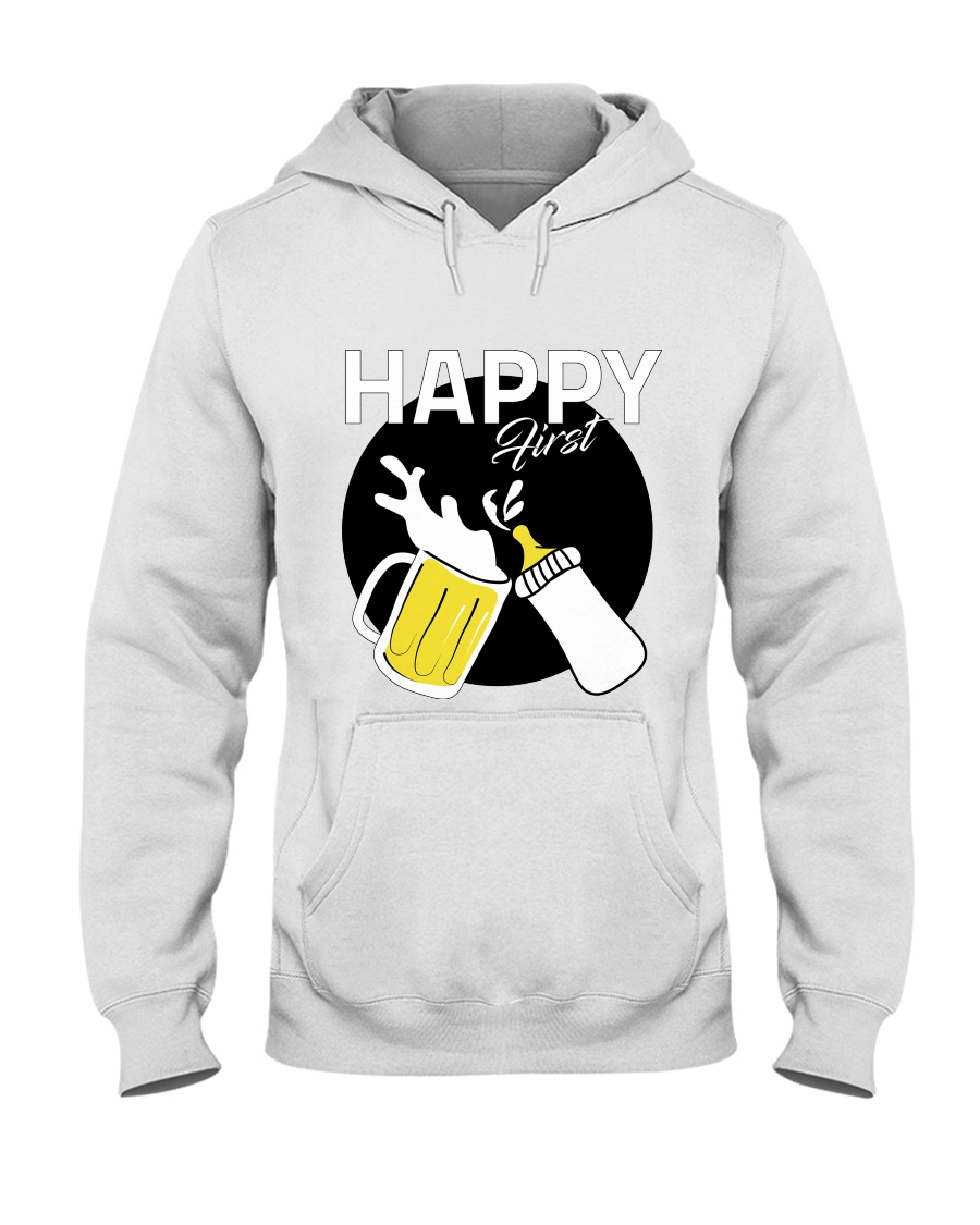 Happy Father day T-shirt - for dad day T-shirt  Hooded Sweatshirt