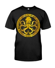cthulhu - High Priest of the Great Old Ones 36 Classic T-Shirt front