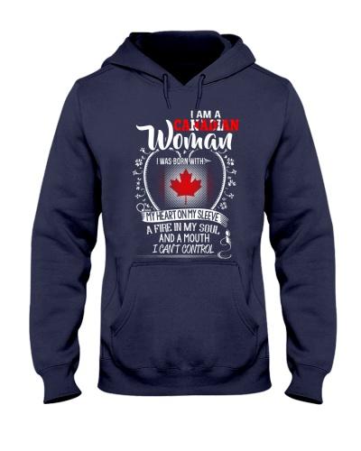 I'm a Canadian Woman - I Can't Control