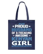 Kenyan Husband  Tote Bag thumbnail