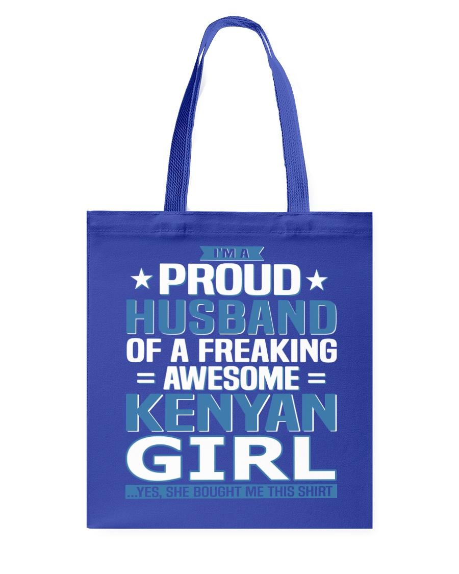 Kenyan Husband  Tote Bag