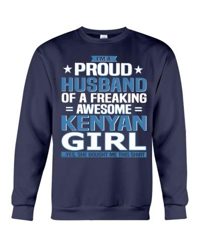 Kenyan Husband