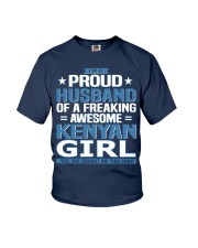 Kenyan Husband  Youth T-Shirt thumbnail