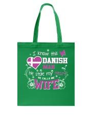 Danish Wife Tote Bag thumbnail