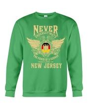 German in  New Jersey Crewneck Sweatshirt thumbnail