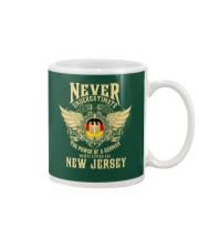German in  New Jersey Mug thumbnail