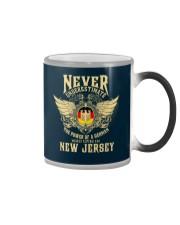 German in  New Jersey Color Changing Mug thumbnail