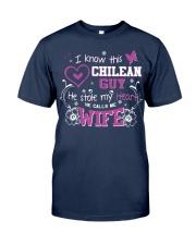 Chilean Wife Classic T-Shirt thumbnail