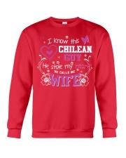 Chilean Wife Crewneck Sweatshirt thumbnail