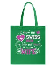 Swiss Wife Tote Bag thumbnail