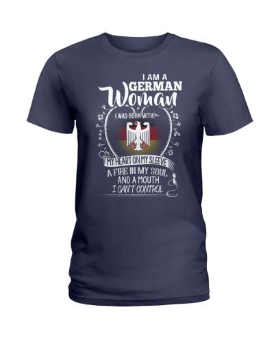 I am a German Woman - I Can't Control