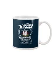I am a German Woman - I Can't Control Mug thumbnail