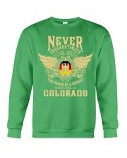 German in Colorado Crewneck Sweatshirt thumbnail