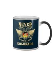 German in Colorado Color Changing Mug thumbnail