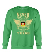 German in Texas Crewneck Sweatshirt thumbnail