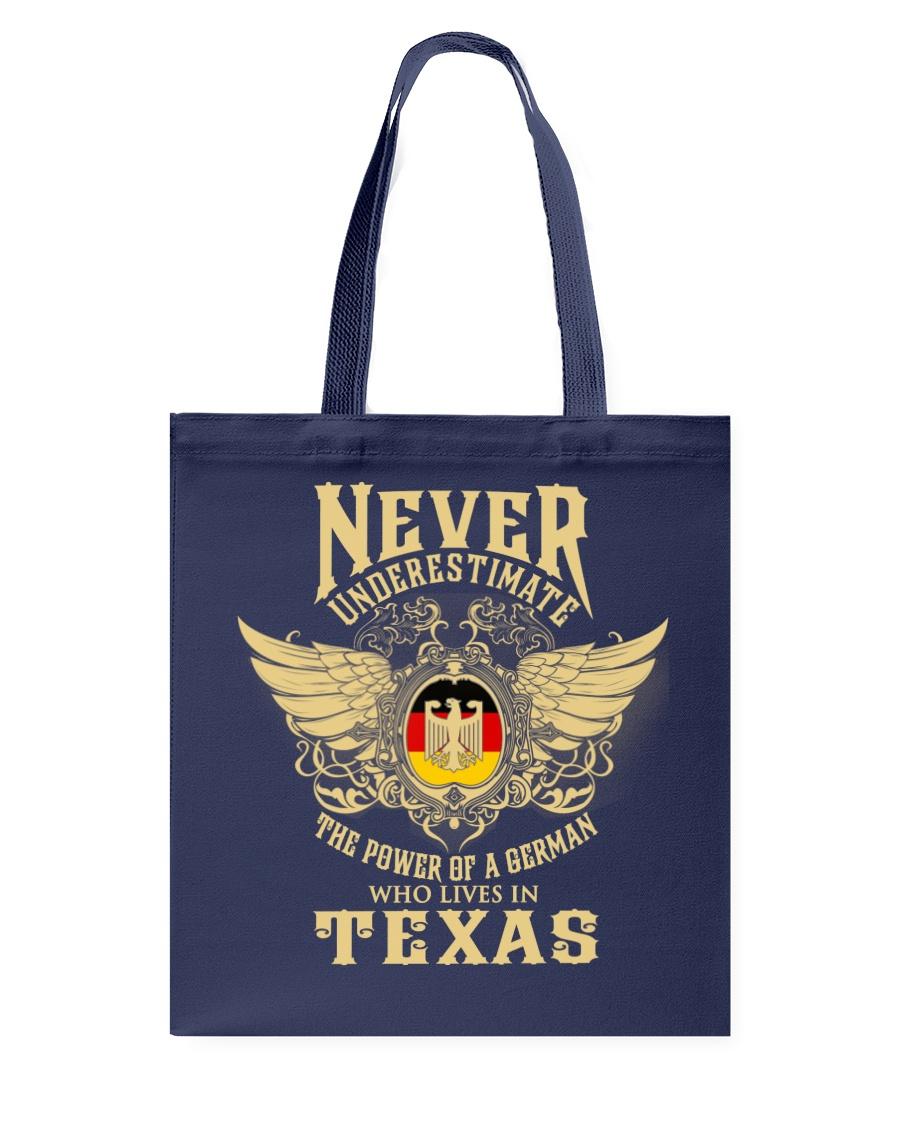 German in Texas Tote Bag