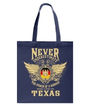 German in Texas Tote Bag thumbnail