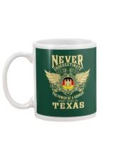 German in Texas Mug back