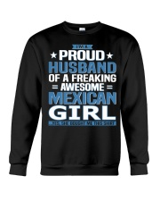 Mexican Husband  Crewneck Sweatshirt front