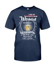 I'm a Egyptian Woman - I Can't Control Classic T-Shirt thumbnail