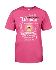 I'm a Egyptian Woman - I Can't Control Premium Fit Mens Tee thumbnail