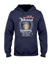 I'm a Egyptian Woman - I Can't Control Hooded Sweatshirt thumbnail