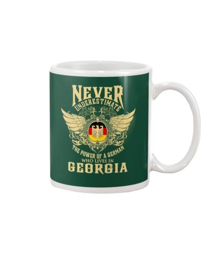 German in Georgia