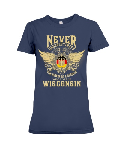 German in Wisconsin