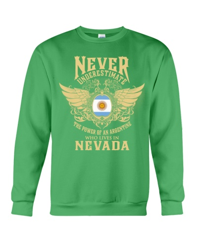 Never underestimate an Argentina in Nevada