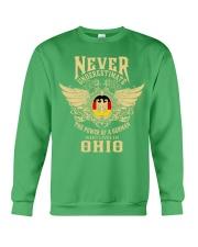 German in Ohio Crewneck Sweatshirt thumbnail