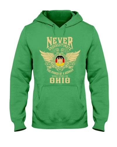 German in Ohio