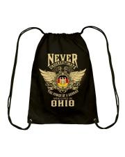 German in Ohio Drawstring Bag thumbnail