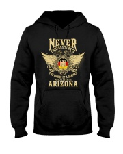 German in  Arizona Hooded Sweatshirt thumbnail