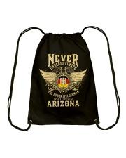 German in  Arizona Drawstring Bag thumbnail