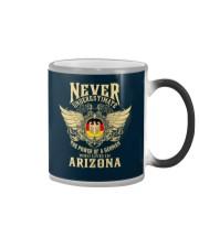 German in  Arizona Color Changing Mug thumbnail