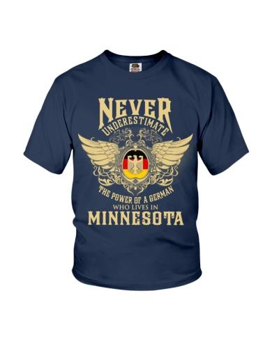 German in Minnesota