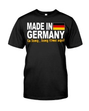 Made In Germany long time ago Classic T-Shirt thumbnail