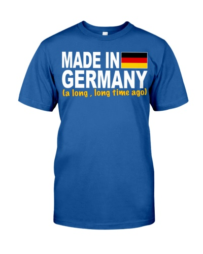 Made In Germany long time ago