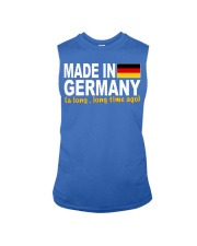 Made In Germany long time ago Sleeveless Tee thumbnail