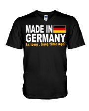 Made In Germany long time ago V-Neck T-Shirt thumbnail