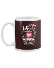 I'm a Polish Woman - I Can't Control Mug back
