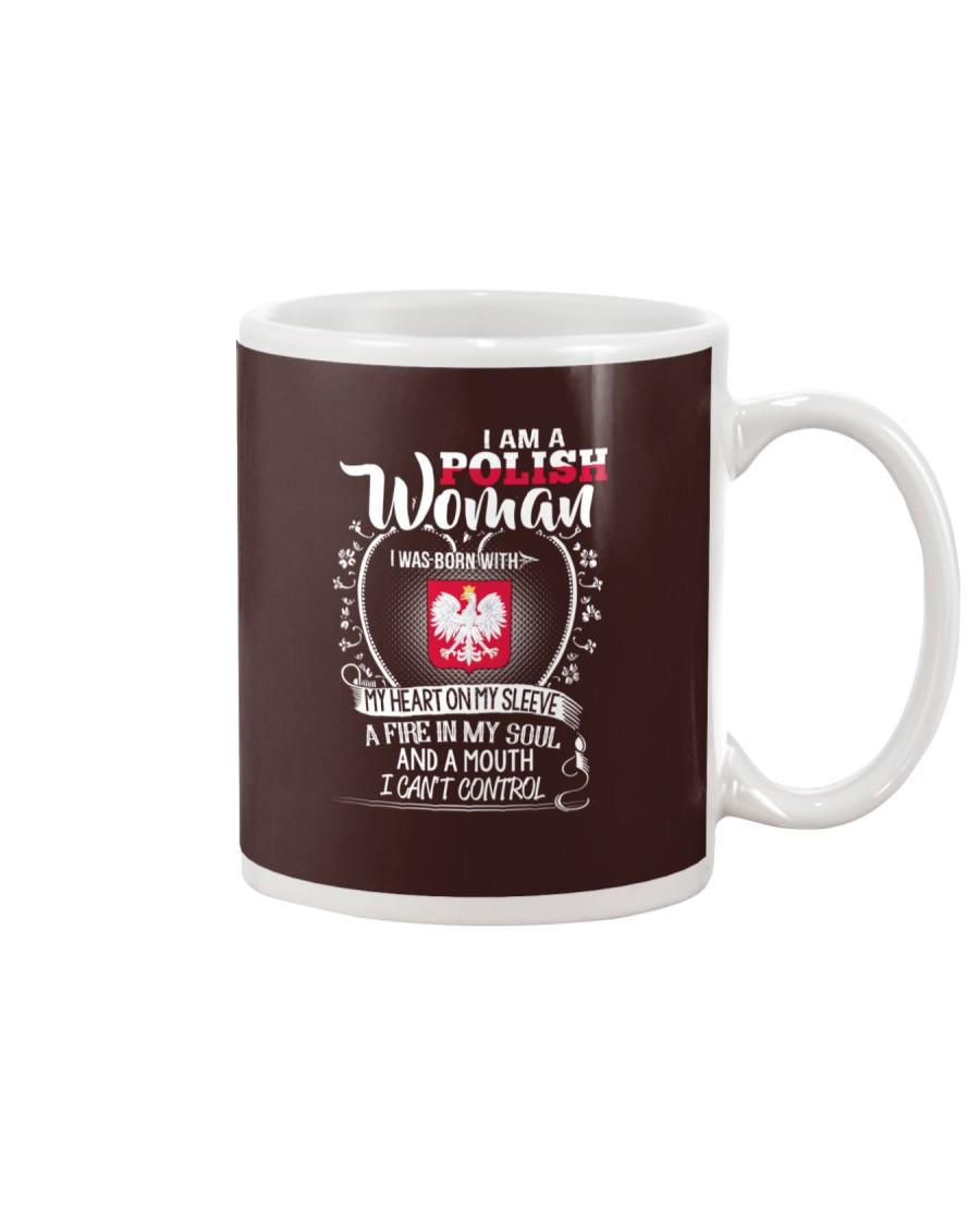 I'm a Polish Woman - I Can't Control Mug