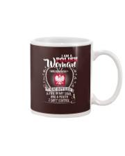 I'm a Polish Woman - I Can't Control Mug front