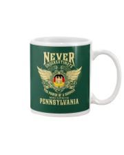 German in  Pennsylvania Mug thumbnail