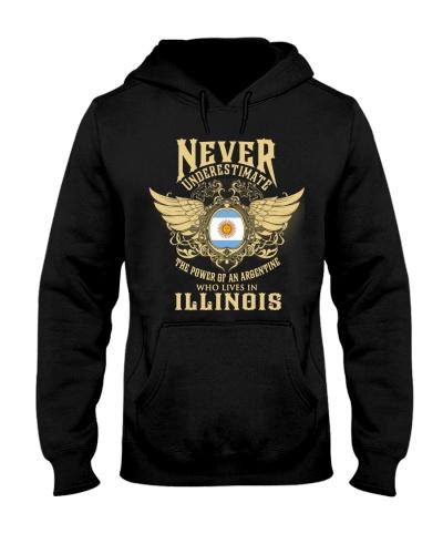 Never underestimate an Argentina in Illinois