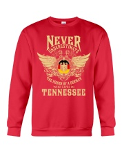 German in Tennessee Crewneck Sweatshirt front