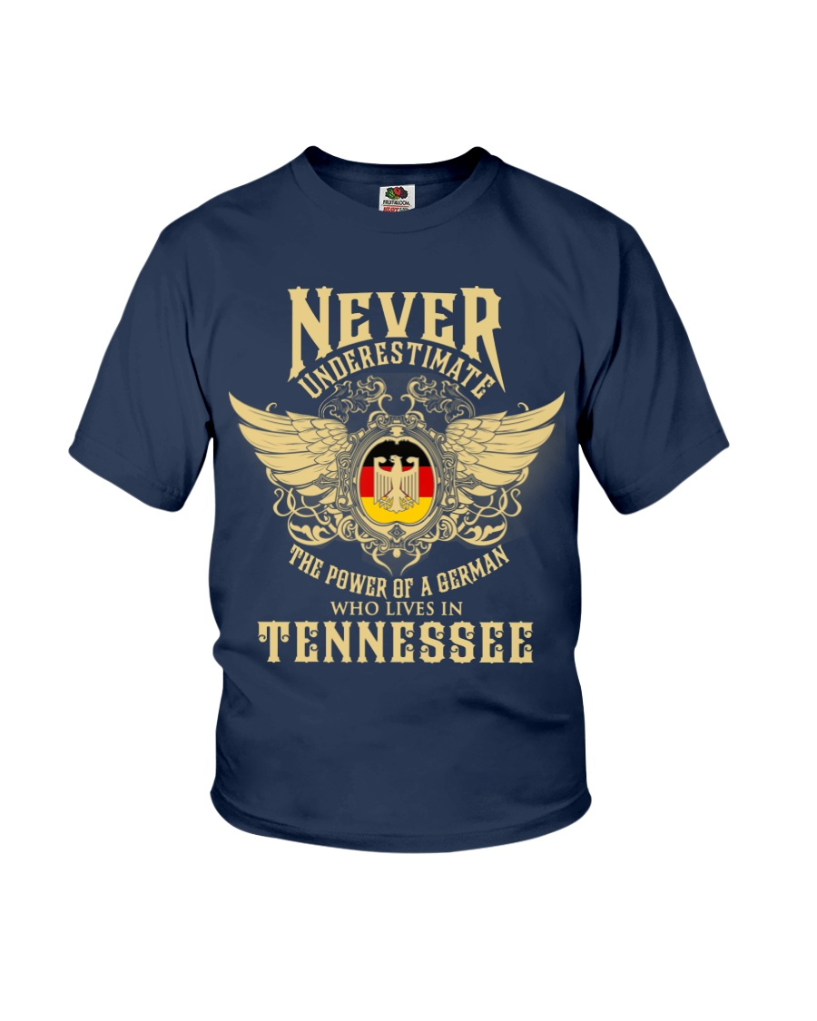 German in Tennessee Youth T-Shirt