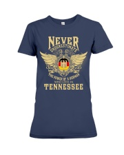 German in Tennessee Premium Fit Ladies Tee thumbnail