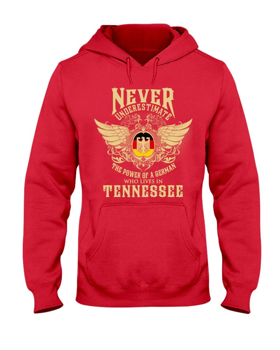 German in Tennessee Hooded Sweatshirt