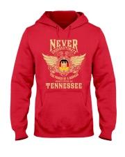 German in Tennessee Hooded Sweatshirt front